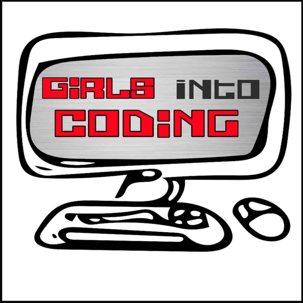 Girls-into-coding logo