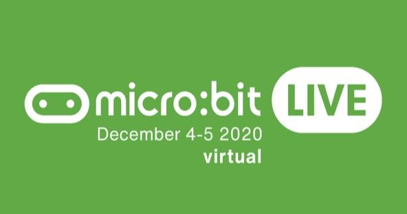 Microbit Live 2020-Avye's Keynote